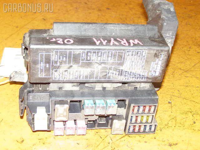 Блок предохранителей NISSAN WINGROAD WRY11 QR20DE