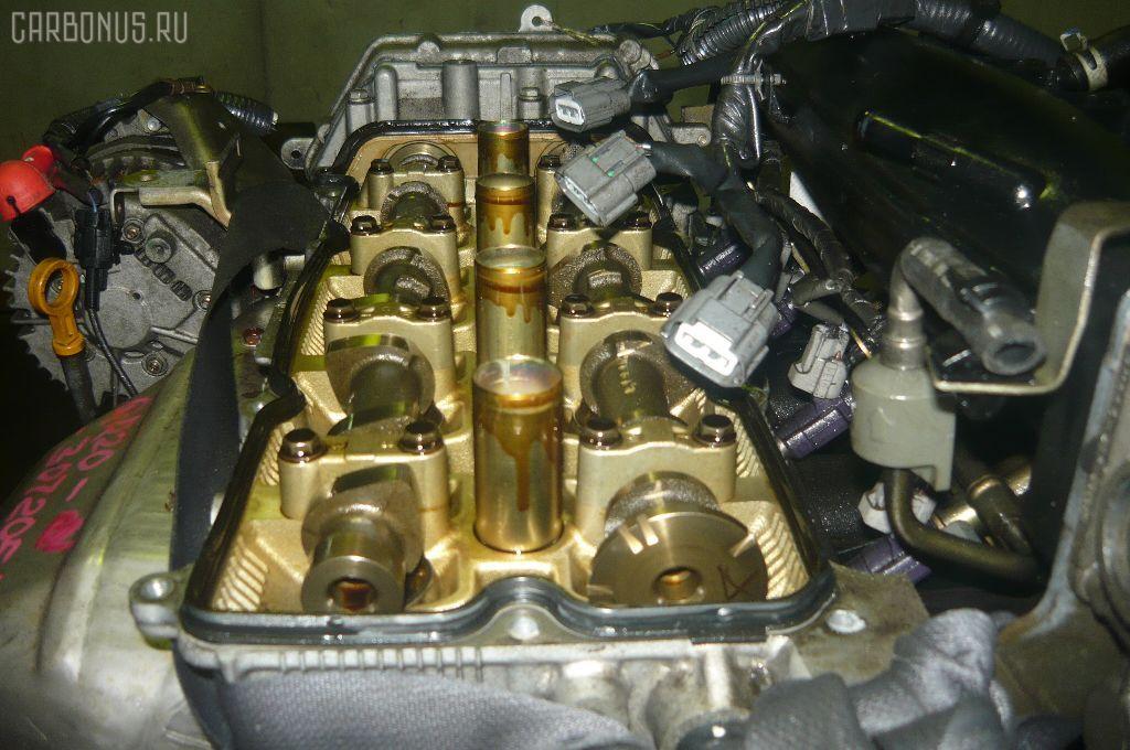 Двигатель NISSAN WINGROAD WRY11 QR20DE. Фото 2