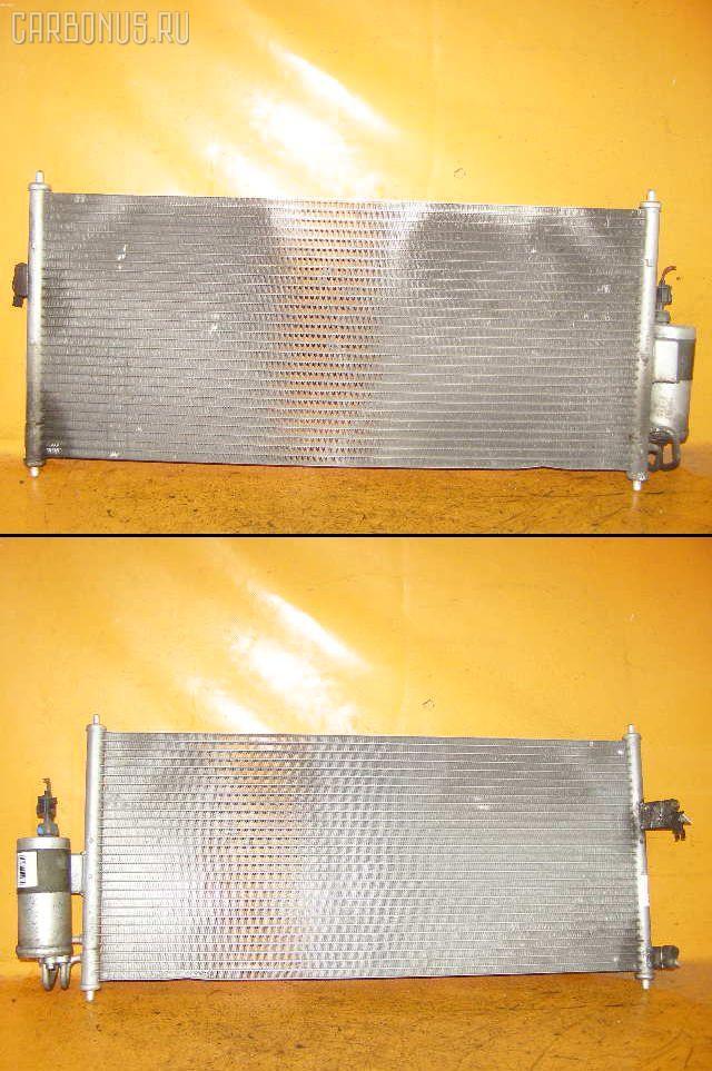 Радиатор кондиционера NISSAN BLUEBIRD SYLPHY TG10 QR20DD. Фото 4