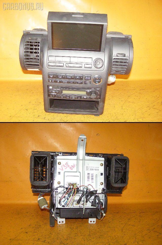 Блок управления климатконтроля NISSAN SKYLINE V35 VQ25DD. Фото 6