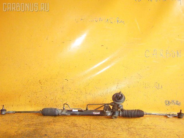 Рулевая рейка MITSUBISHI DINGO CQ2A 4G15. Фото 3