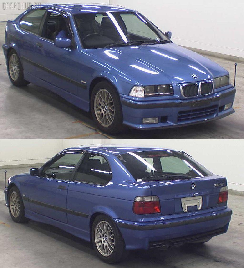 Рулевая рейка BMW 3-SERIES E36-CG19 M44-194S1 Фото 2