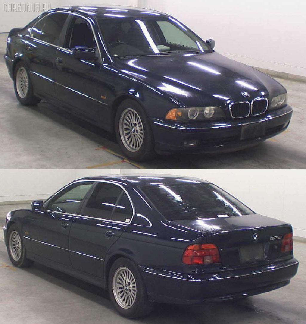 Стабилизатор BMW 5-SERIES E39-DD42 M52-256S3 Фото 2