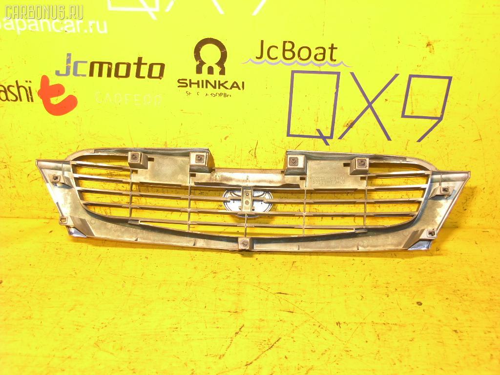 Решетка радиатора TOYOTA CAMI J100E. Фото 2