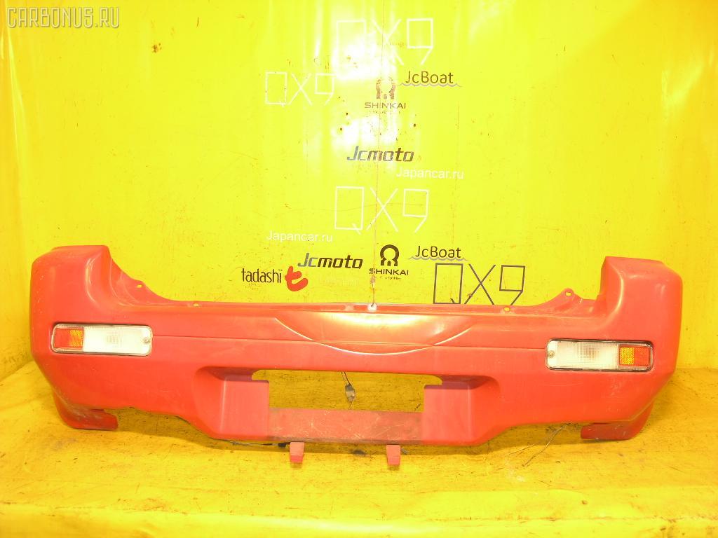 Бампер TOYOTA CAMI J100E. Фото 2