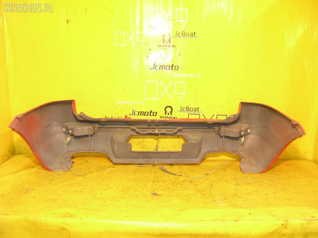 Бампер TOYOTA CAMI J100E. Фото 3