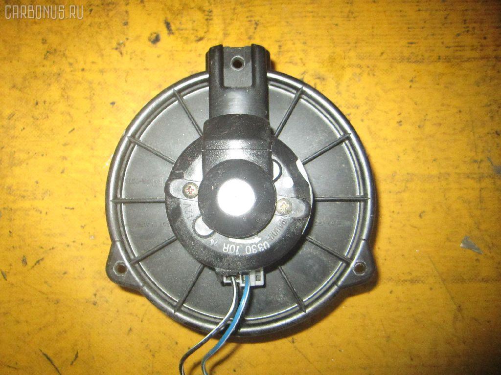Мотор печки MITSUBISHI PAJERO V45W. Фото 8