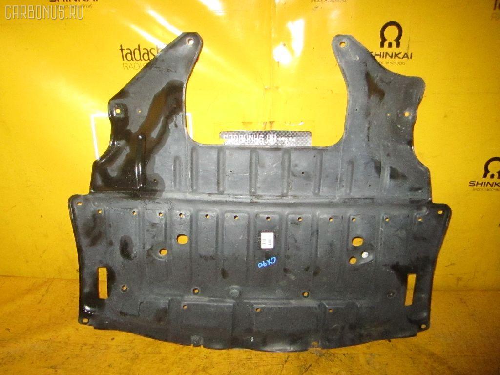 Защита двигателя TOYOTA CHASER GX90 1G-FE. Фото 1