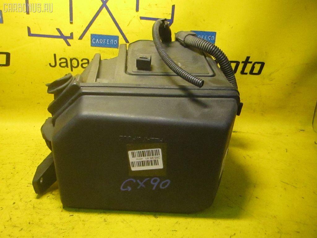 Блок предохранителей TOYOTA CHASER GX90 1G-FE. Фото 3