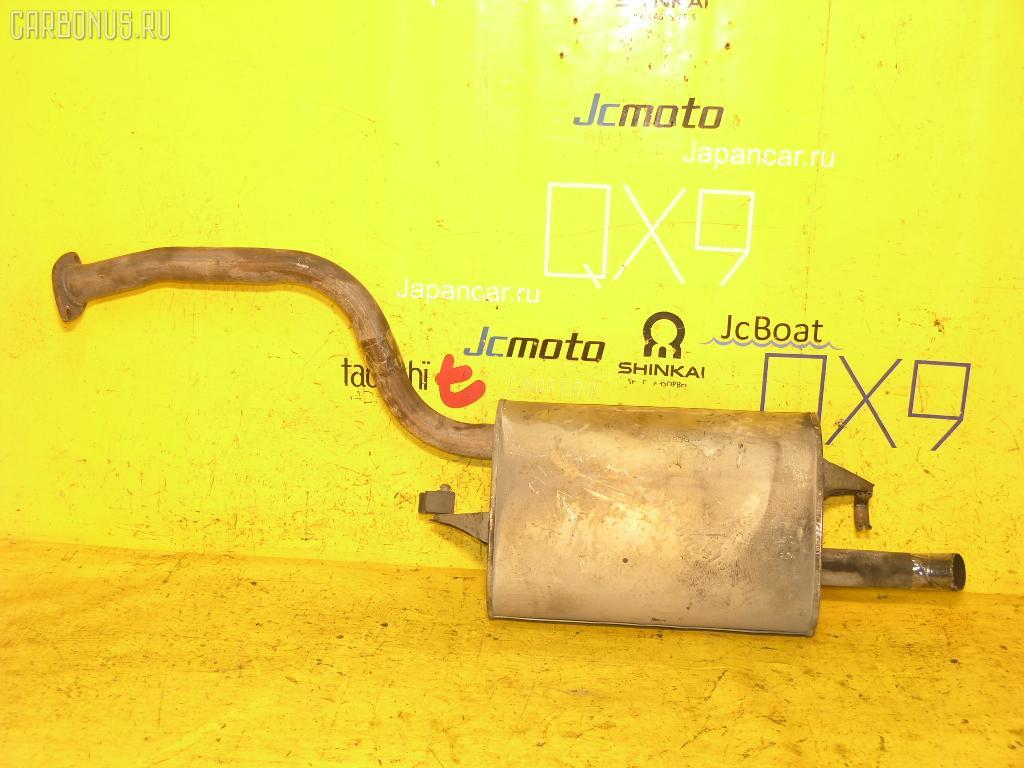Глушитель TOYOTA CHASER GX90 1G-FE. Фото 1