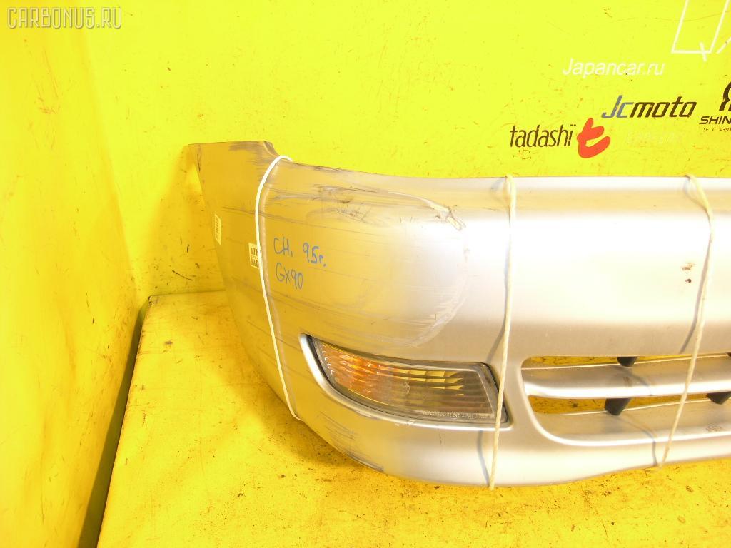 Бампер TOYOTA CHASER GX90. Фото 7