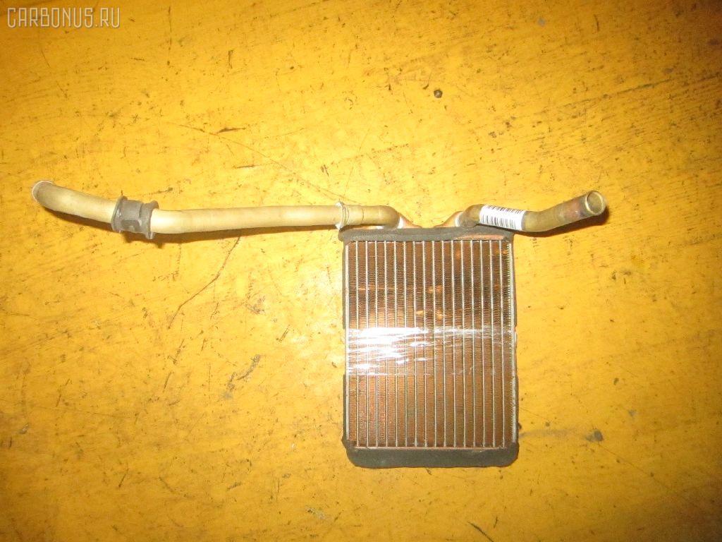 Радиатор печки TOYOTA CHASER GX90 1G-FE. Фото 2
