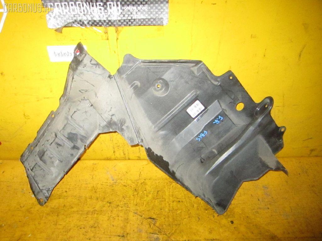 Защита двигателя NISSAN SUNNY FB15 QG15DE. Фото 4