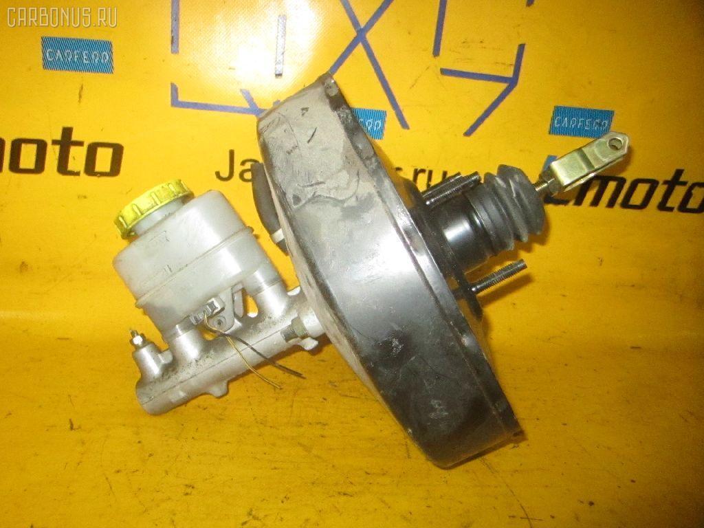 Главный тормозной цилиндр NISSAN SUNNY FB15 QG15DE. Фото 7