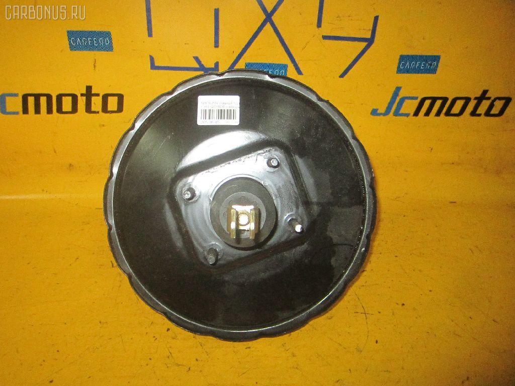 Главный тормозной цилиндр NISSAN SUNNY FB15 QG15DE. Фото 8