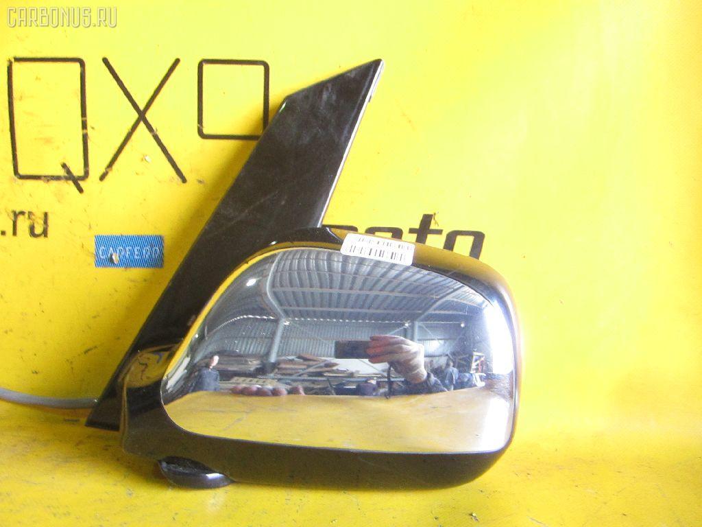 Зеркало двери боковой TOYOTA NADIA SXN15. Фото 3