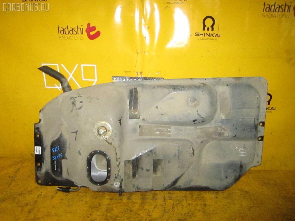 Бак топливный TOYOTA IPSUM SXM10G 3S-FE. Фото 3