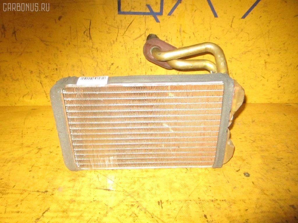 Радиатор печки TOYOTA VISTA SV40 4S-FE. Фото 1