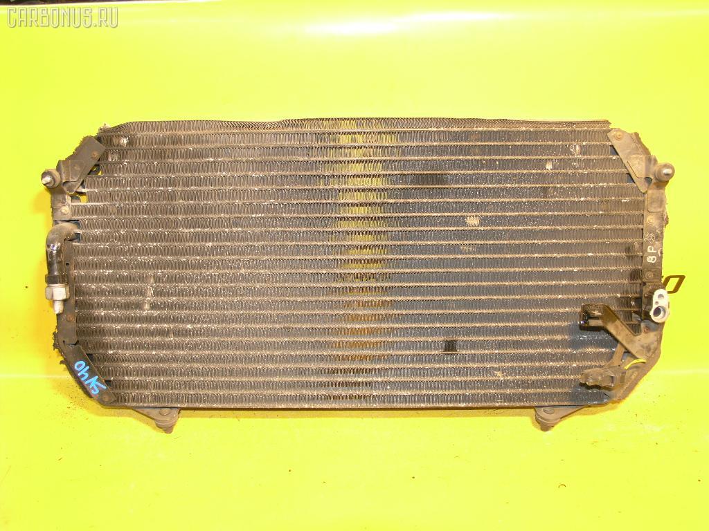 Радиатор кондиционера TOYOTA VISTA SV40 4S-FE. Фото 2