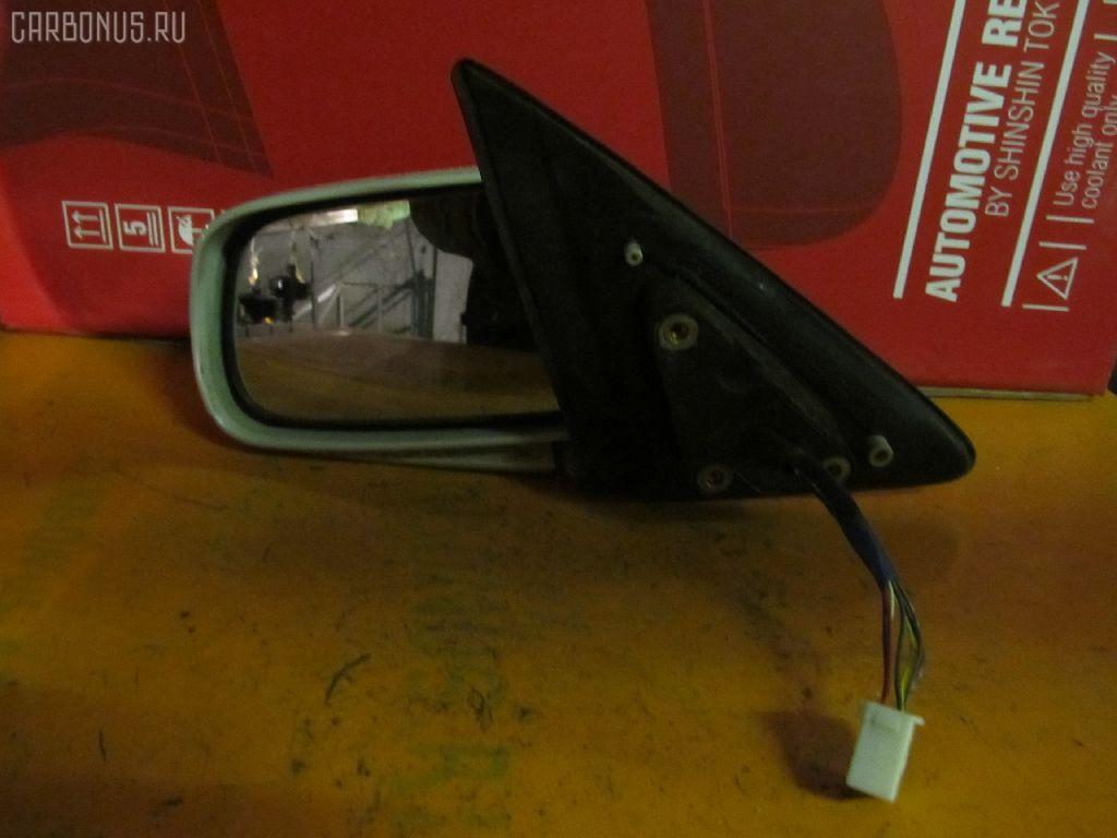 Зеркало двери боковой TOYOTA VISTA SV40. Фото 4