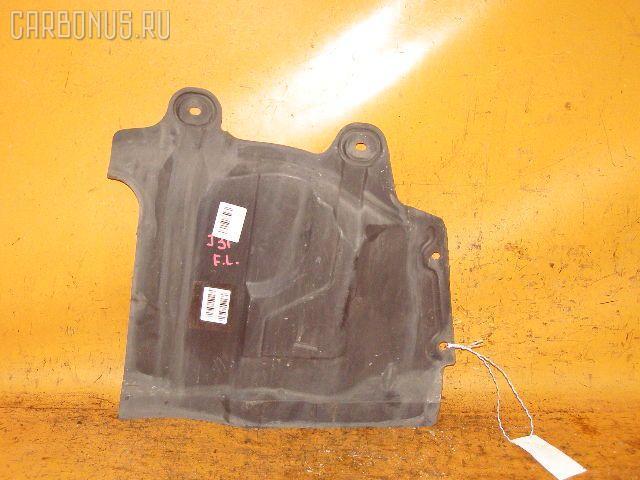 Защита двигателя NISSAN TEANA J31 VQ23DE. Фото 3