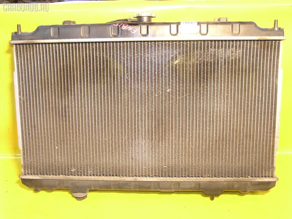 Радиатор ДВС NISSAN SUNNY FNB15 QG15DE. Фото 3