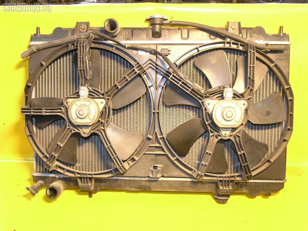 Радиатор ДВС NISSAN SUNNY FNB15 QG15DE. Фото 4