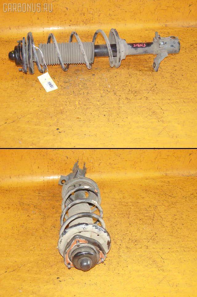 Стойка амортизатора NISSAN SUNNY FNB15 QG15DE. Фото 3