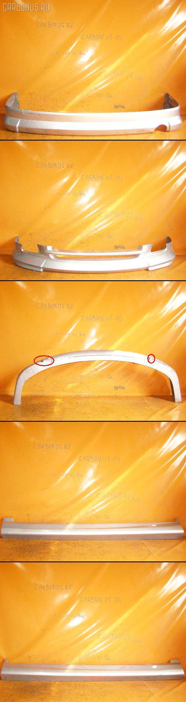 Порог кузова пластиковый ( обвес ) HONDA ODYSSEY RA7. Фото 4