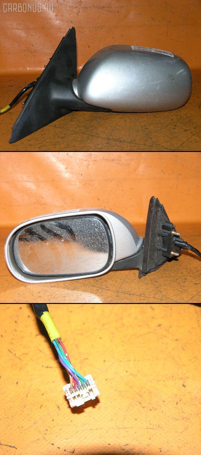 Зеркало двери боковой NISSAN STAGEA NM35. Фото 4
