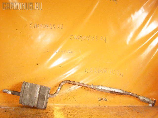 Глушитель TOYOTA SPRINTER CARIB AE115G 7A-FE. Фото 3