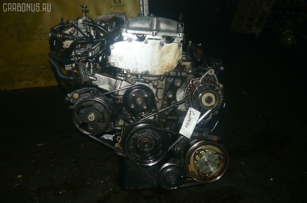 Двигатель NISSAN AD VAN VFY10 GA15DS. Фото 2