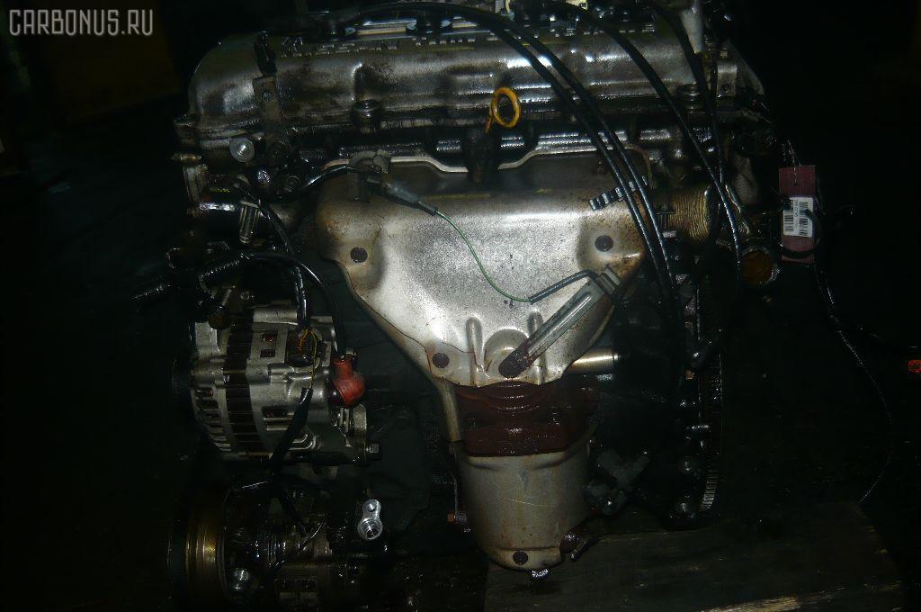 Двигатель NISSAN AD VAN VFY10 GA15DS. Фото 4