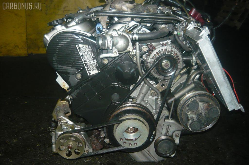 Двигатель HONDA RAFAGA CE4 G20A. Фото 3