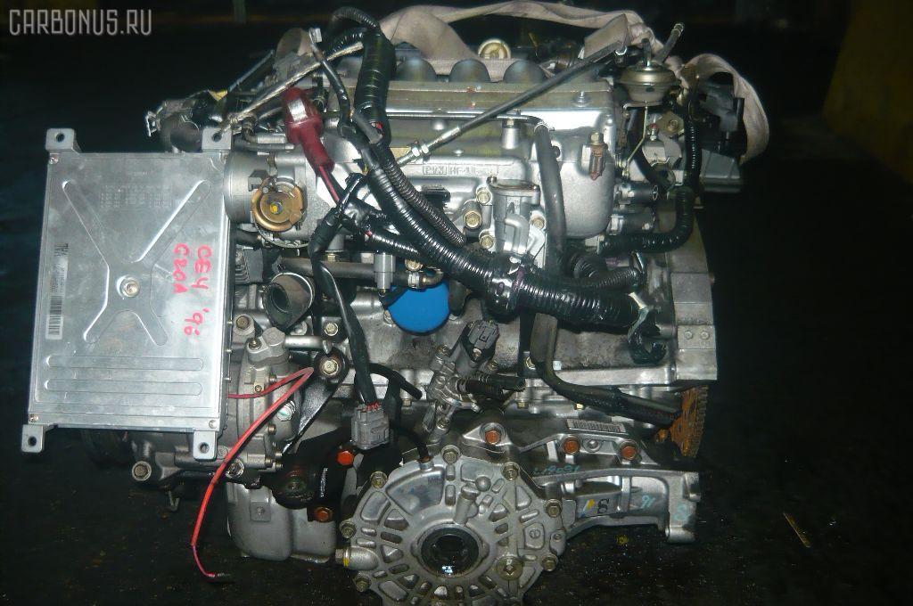 Двигатель HONDA RAFAGA CE4 G20A. Фото 4