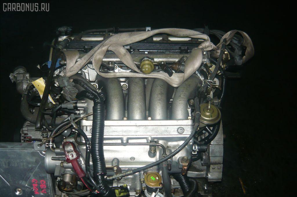 Двигатель HONDA RAFAGA CE4 G20A. Фото 5