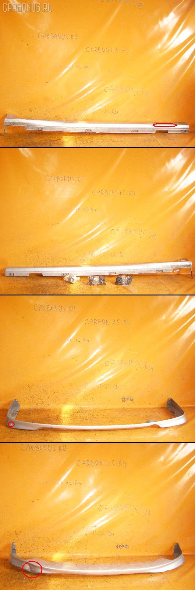 Порог кузова пластиковый ( обвес ) HONDA STREAM RN4. Фото 2