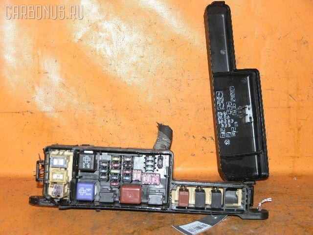 Блок предохранителей TOYOTA CALDINA ET196V 5E-FE. Фото 10