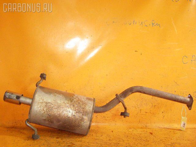 Глушитель SUBARU IMPREZA GD2 EJ15. Фото 2