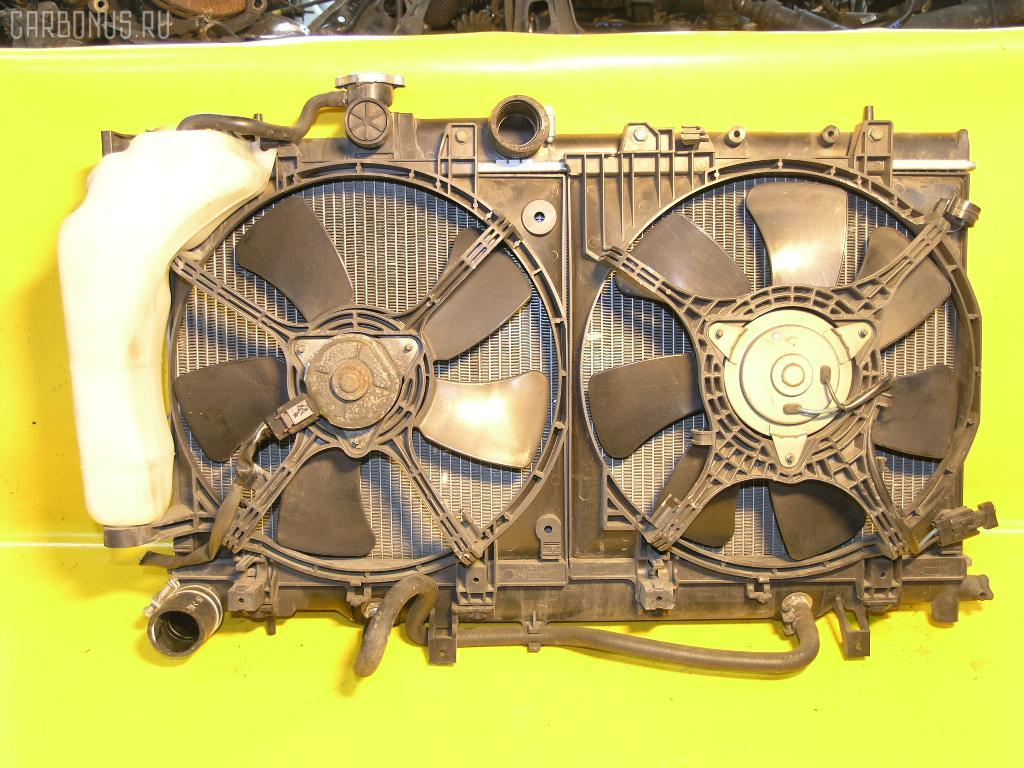 Радиатор ДВС SUBARU IMPREZA WAGON GG3 EJ15. Фото 8