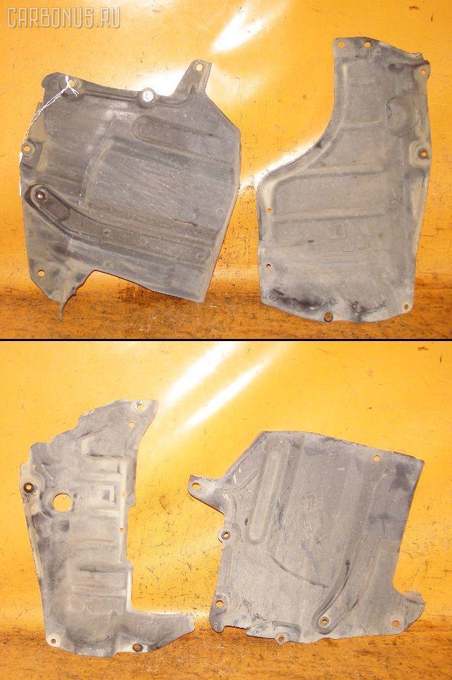 Защита двигателя NISSAN PRESAGE NU30 KA24DE. Фото 1