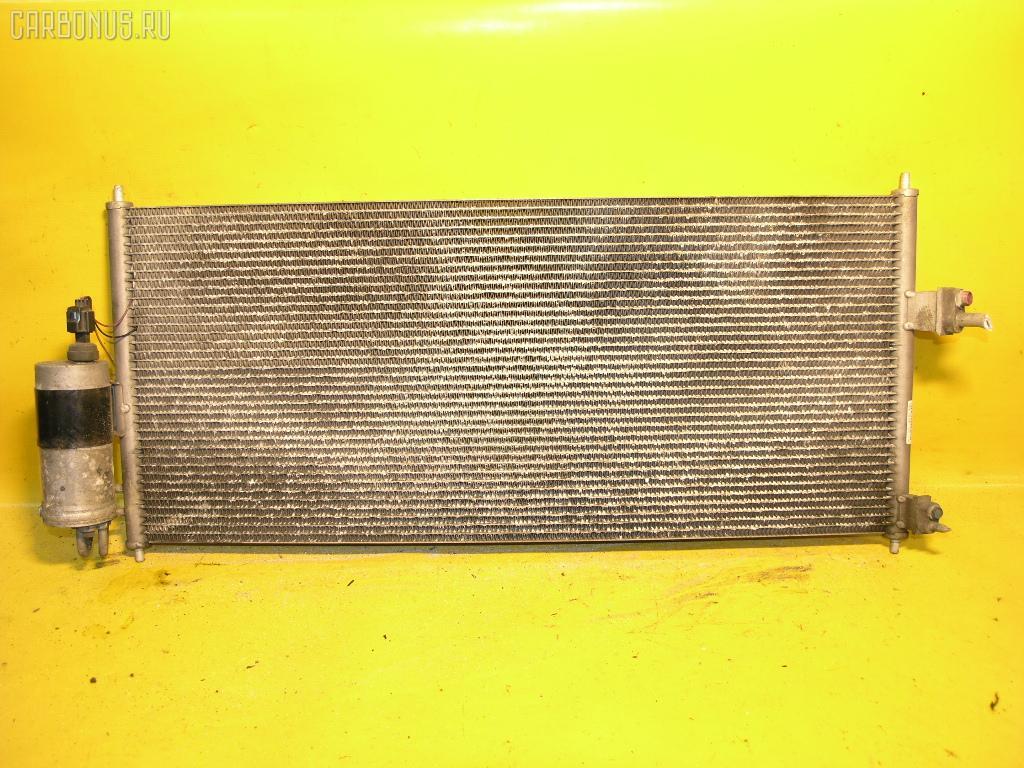 Радиатор кондиционера NISSAN AD VAN VFY11 QG15DE. Фото 6