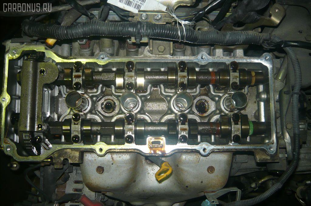 Двигатель NISSAN AD VAN VFY11 QG15DE. Фото 6