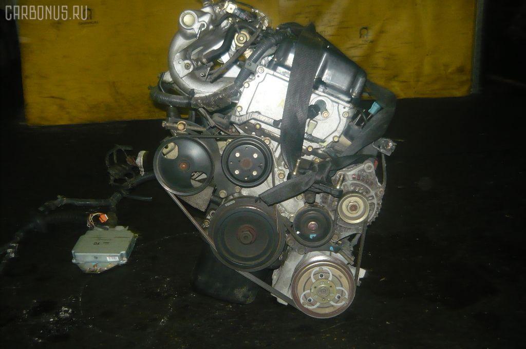 Двигатель NISSAN AD VAN VFY11 QG15DE. Фото 8