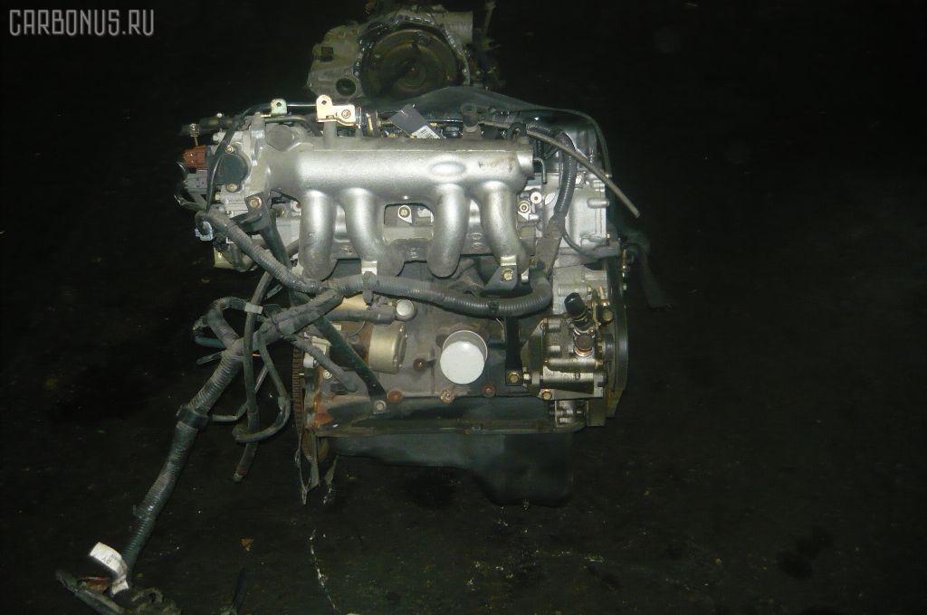 Двигатель NISSAN AD VAN VFY11 QG15DE. Фото 9
