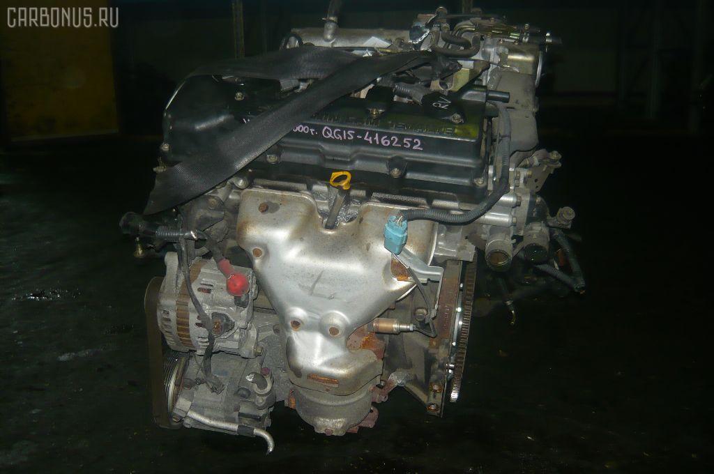 Двигатель NISSAN AD VAN VFY11 QG15DE. Фото 11