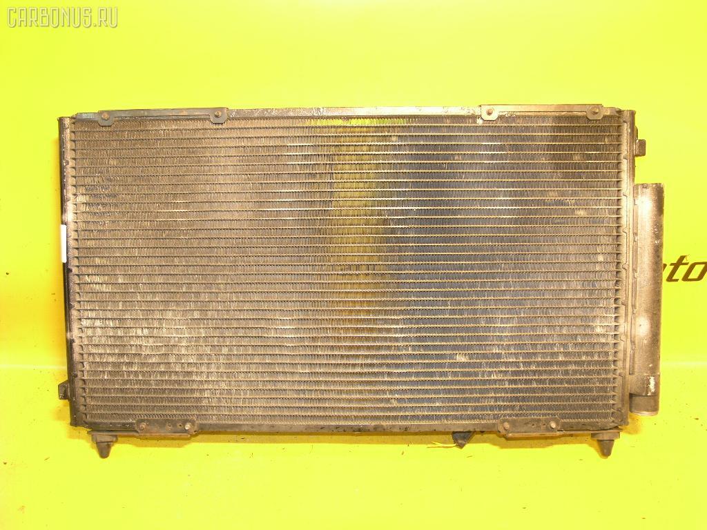 Радиатор кондиционера TOYOTA CALDINA ST215G 3S-FE. Фото 3