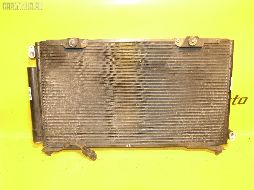 Радиатор кондиционера TOYOTA CALDINA ST215G 3S-FE. Фото 4