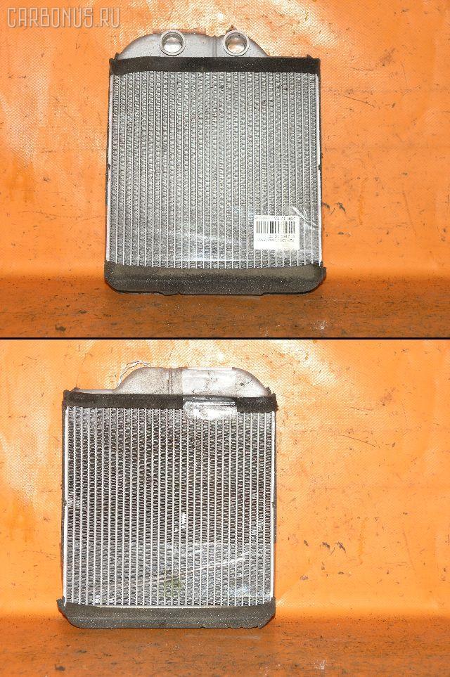 Радиатор печки TOYOTA CALDINA ST215G 3S-FE. Фото 5