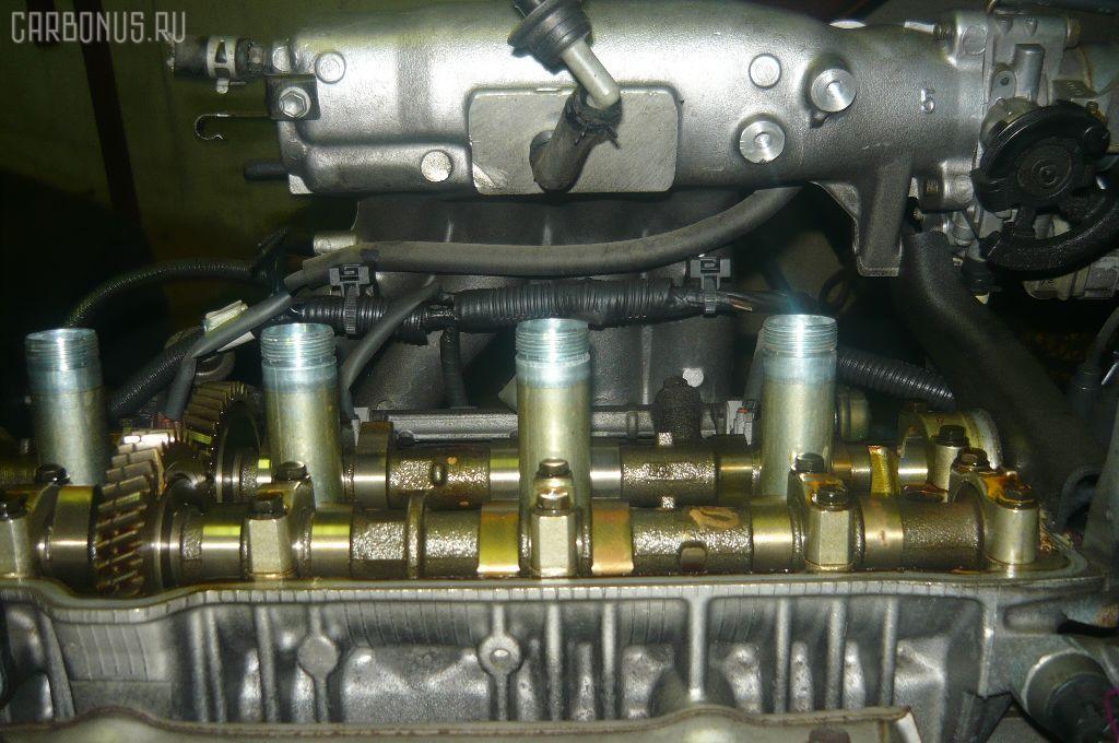 Двигатель TOYOTA CORONA PREMIO ST215 3S-FE. Фото 9